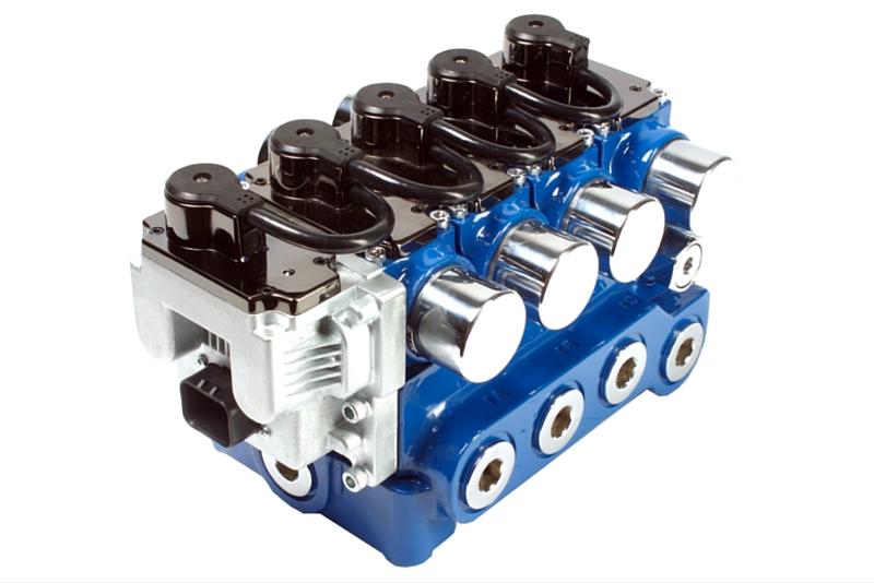 Composant hydraulique Ultronic pour un usage spécifique