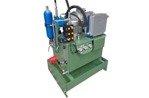 Conception, fabrication et vente de centrales hydrauliques sur mesure