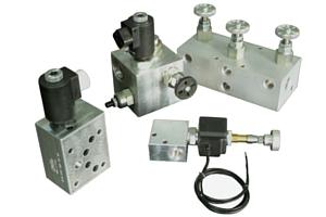 Vente de composants hydrauliques
