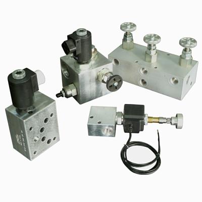 Composants hydrauliques chez ID System