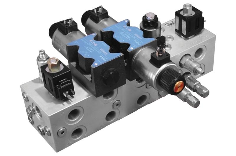 Composant hydraulique spécifique EATON
