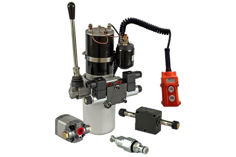 Vente de composants d'une mini centrale hydraulique