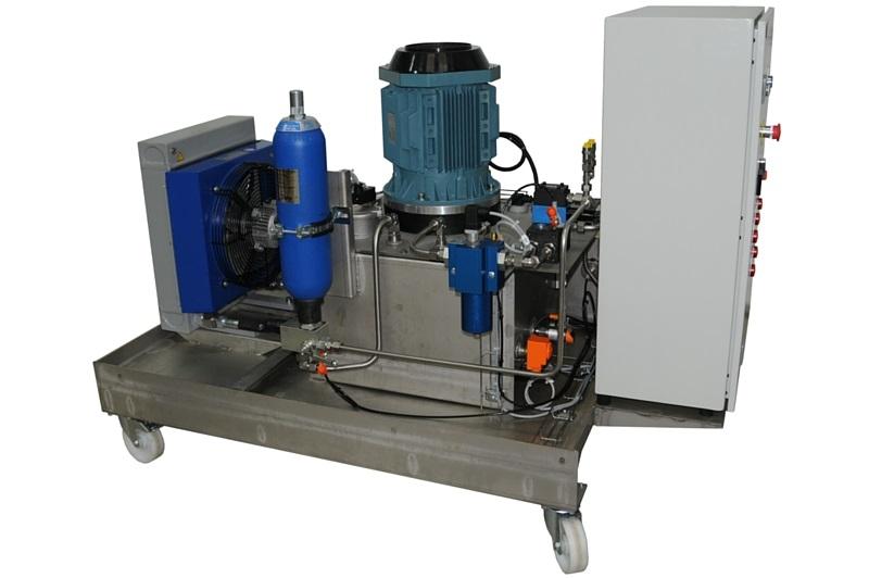 Système hydraulique pour le domaine aéronautique