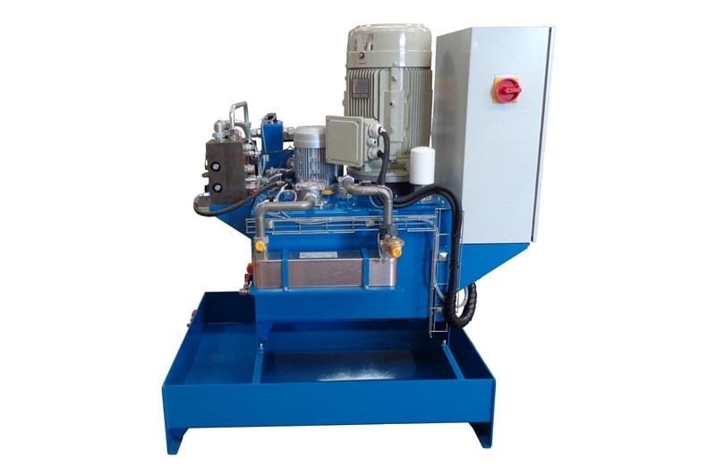 Système hydraulique pour application industrielle