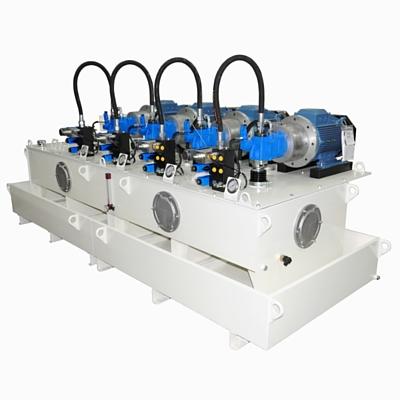 Fabrication de systèmes hydrauliques chez ID System