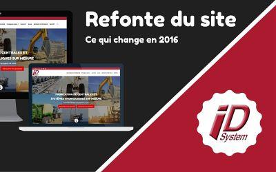 La refonte du site idsystem.fr : qu'est-ce qui change ?