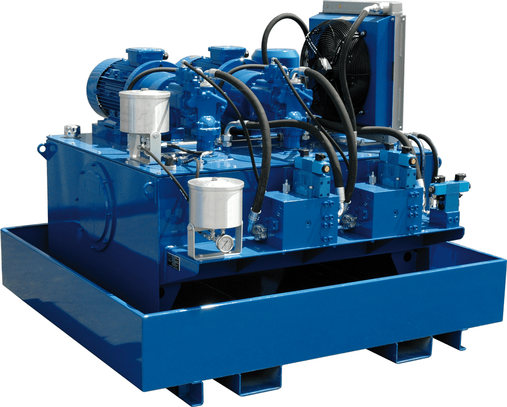 Groupe hydraulique standard